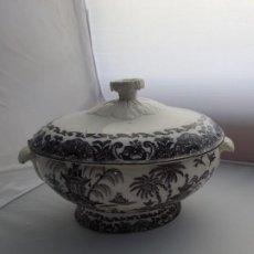 Antigüedades: SOPERA CHINESCA SARGADELOS. Lote 195299180