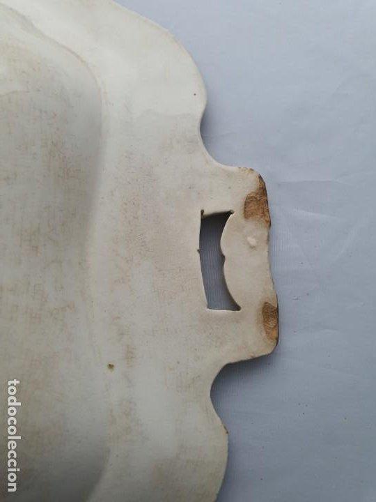 Antigüedades: Legumbres sargadelos vistas Cuba. - Foto 2 - 195300242