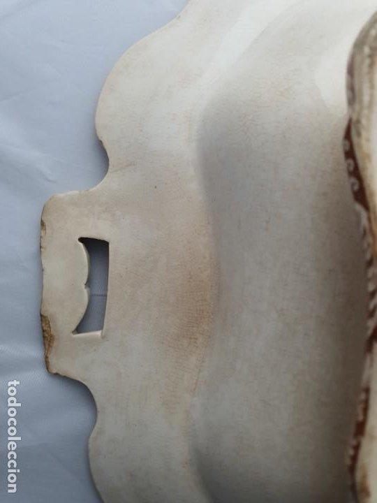Antigüedades: Legumbres sargadelos vistas Cuba. - Foto 3 - 195300242