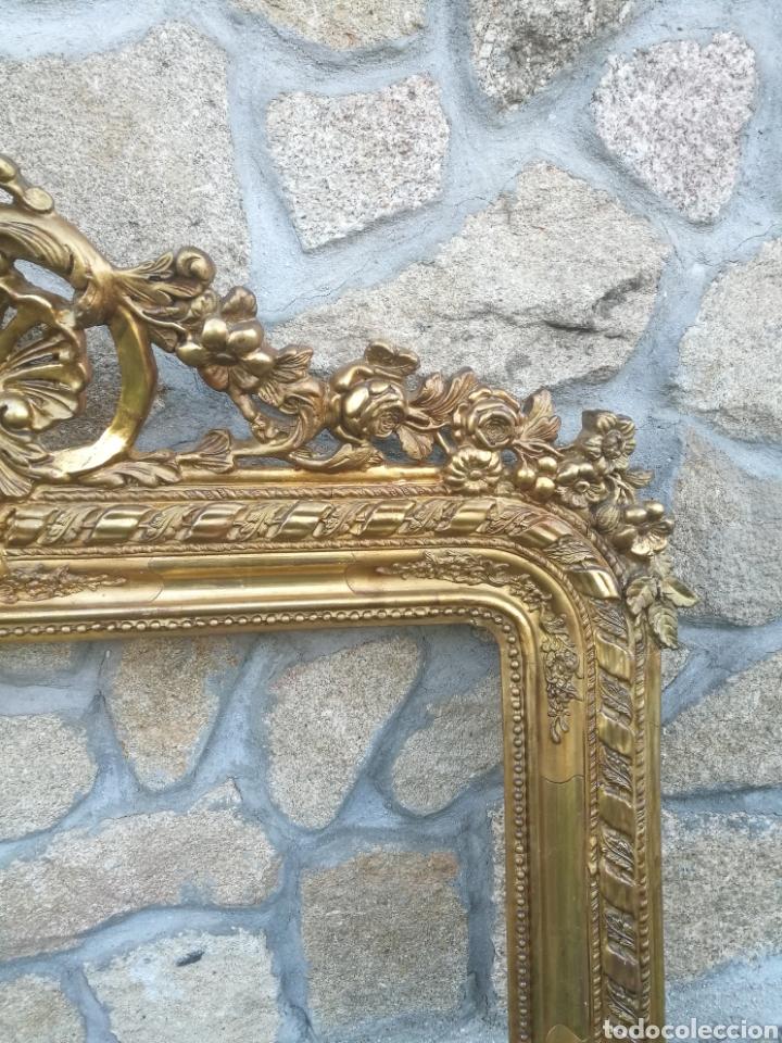 Antigüedades: Espejo siglo XIX - Foto 3 - 195312692