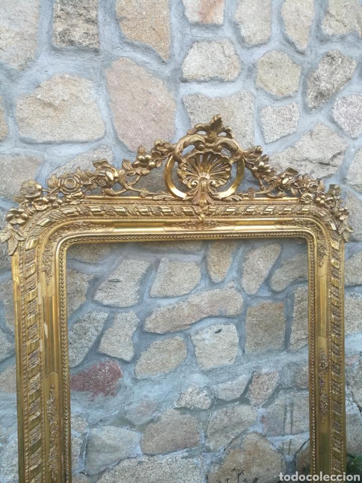 Antigüedades: Espejo siglo XIX - Foto 4 - 195312692