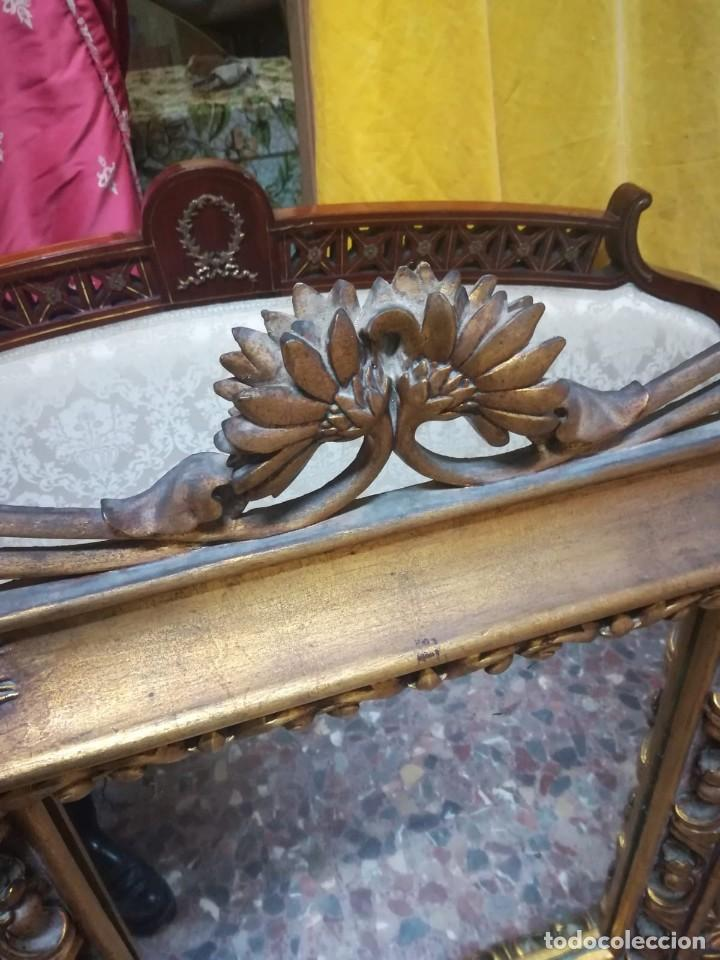 Antigüedades: espejo modernista - Foto 4 - 195317997