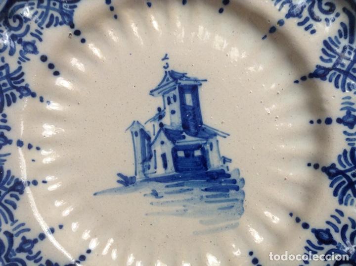 Antigüedades: PLATO TALAVERA MONTEMAYOR - Foto 3 - 195324768