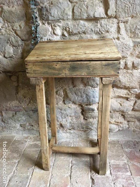 PUPITRE ESCUELA (Antigüedades - Muebles Antiguos - Escritorios Antiguos)