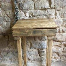 Antigüedades: PUPITRE ESCUELA. Lote 195326140