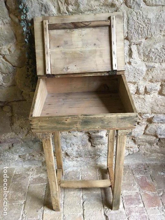 Antigüedades: PUPITRE ESCUELA - Foto 4 - 195326140