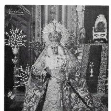 Antigüedades: ANTIGUA ESPERANZA MACARENA SENTENCIA 2 DE MARZO DE 1971 SOLEMNE SEPTENARIO DOLOROSO. Lote 195335351