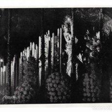 Antigüedades: ANTIGUA ESPERANZA MACARENA SOLEMNE FUNCION 18 DE DICIEMBRE DE 1966 BESAMANOS A NUESTRA SEÑORA . Lote 195336373