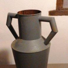 Antigüedades: ANTIGUA LECHERA PINTADA. Lote 195338283