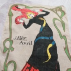 Antigüedades: PAÑUELO JANE AVRIL. Lote 195342485
