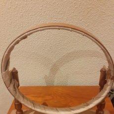Antigüedades: BASTIDOR ANTIGUO DE MADERA. Lote 195345300