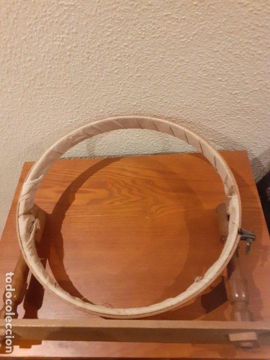 Antigüedades: Bastidor antiguo de madera - Foto 2 - 195345300