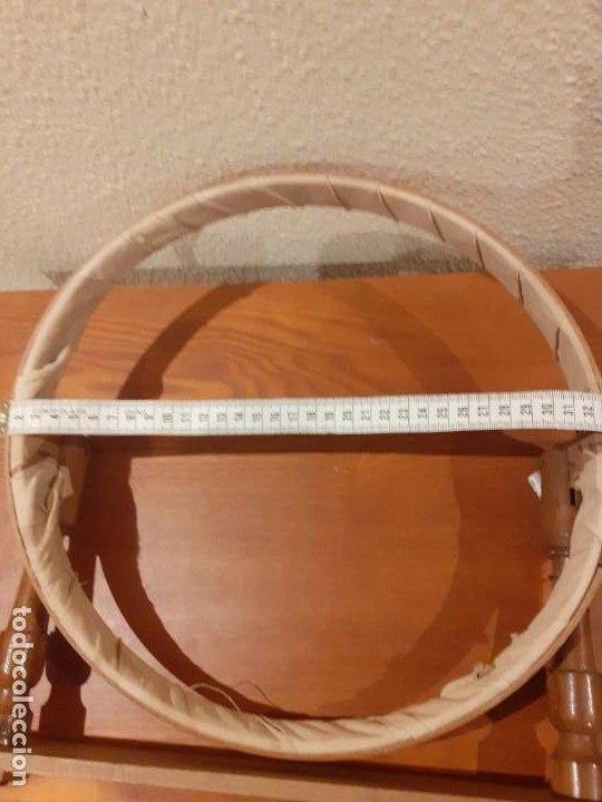 Antigüedades: Bastidor antiguo de madera - Foto 4 - 195345300