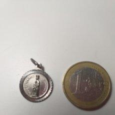 Antigüedades: MEDALLA VERGE DE MERITXELL ANDORRA. Lote 195354680