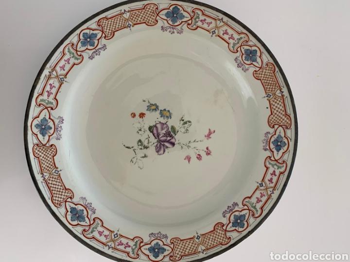 DU PAQUIER PORCELANA SXVIIL 《VIENA》 (Antigüedades - Porcelanas y Cerámicas - Otras)