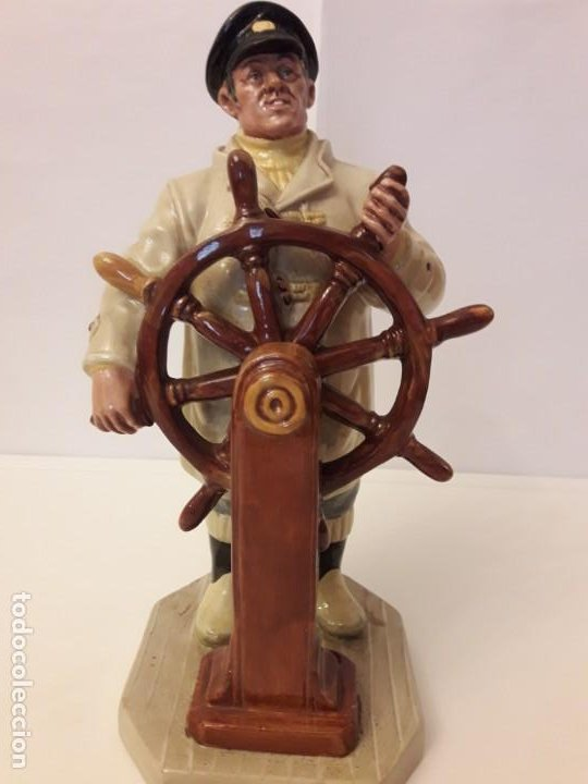 Antigüedades: The Helmsman, Royal Doulton - Foto 1 - 195370360