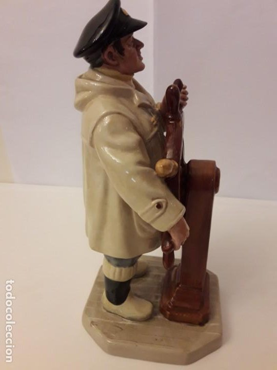 Antigüedades: The Helmsman, Royal Doulton - Foto 3 - 195370360