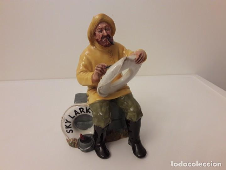 Antigüedades: The Boatman, Royal Doulton - Foto 1 - 195371412