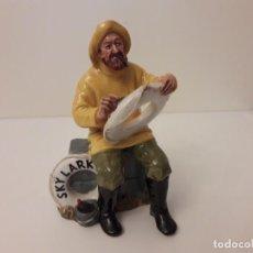 Antigüedades: THE BOATMAN. Lote 195371412