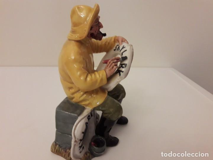 Antigüedades: The Boatman, Royal Doulton - Foto 2 - 195371412