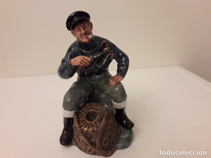 THE LOBSTER MAN, ROYAL DOULTON (Antigüedades - Hogar y Decoración - Figuras Antiguas)