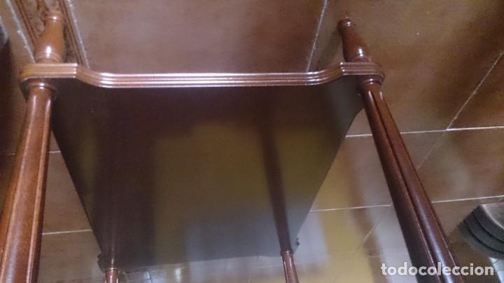 Antigüedades: Cubertería completa y mueble expositor Cruz de Malta - Foto 3 - 195377800