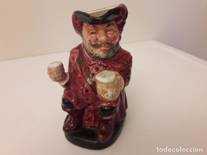 SIR JHON FALSTAFF, ROYAL DOULTON (Antigüedades - Porcelanas y Cerámicas - Inglesa, Bristol y Otros)