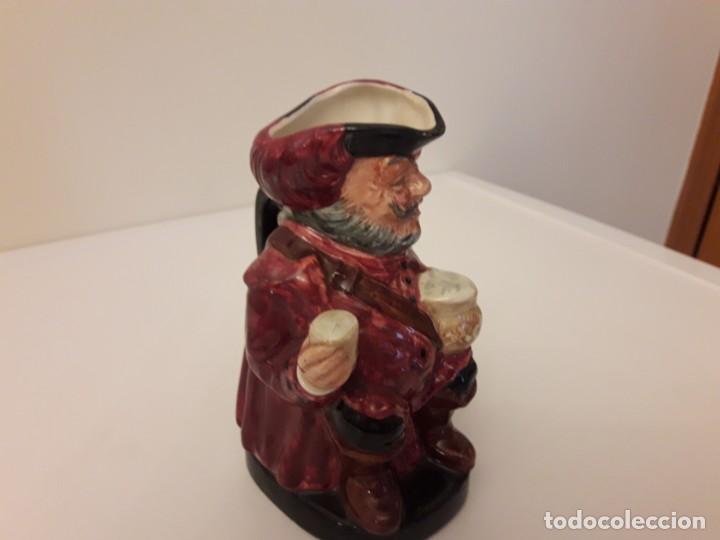 Antigüedades: Sir Jhon Falstaff, Royal Doulton - Foto 2 - 195378156
