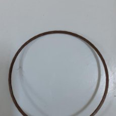 Antigüedades: CORONA DE SANTO (1145). Lote 195382371