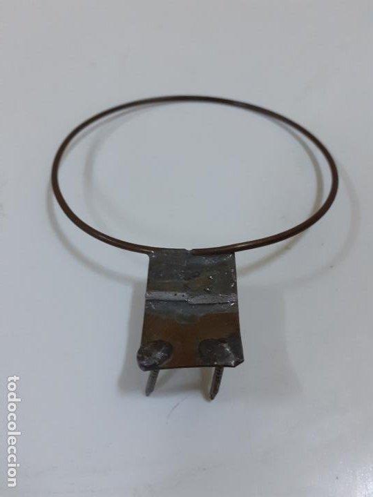 Antigüedades: CORONA DE SANTO (1147) - Foto 2 - 195382768