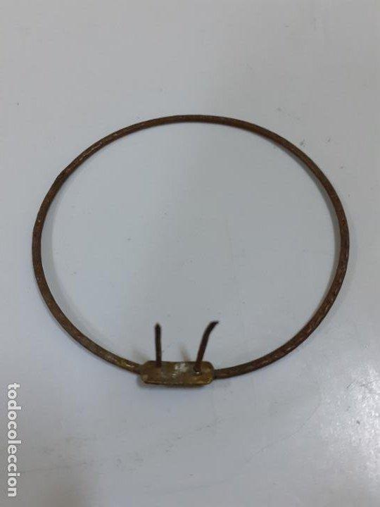 Antigüedades: CORONA DE SANTO (1148) - Foto 2 - 195382926