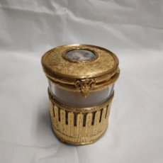 Antigüedades: POLVERA CAJA DE MÚSICA. Lote 195389710