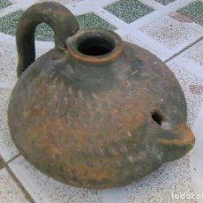 Antigüedades: LUCERNA ROMANA. Lote 195411053