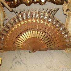 Antigüedades: ABANICO 1870-1880. Lote 195420086