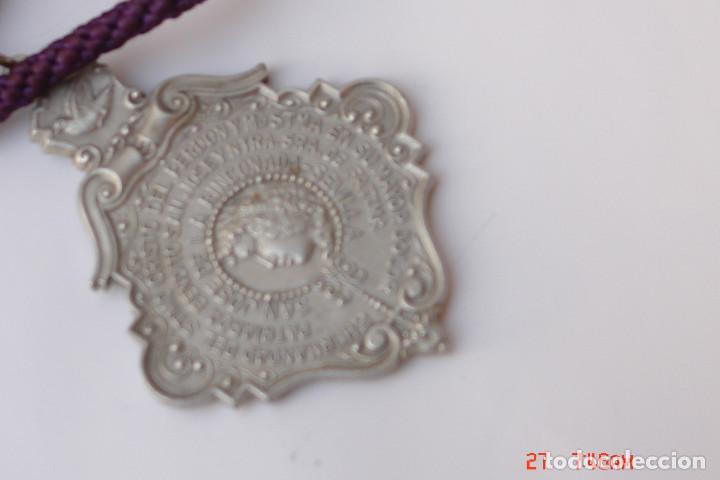 Antigüedades: HERMANDAD CRISTO PERDON Y SANTISIMA DEL MAYOR DOLOR PARTRIARCA SAN JOSE-RINCONADA -SEVILLA - Foto 2 - 195429293