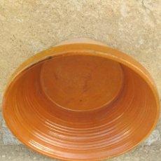 Antigüedades: LEBRILLO ANTIGUO 38,5CM.. Lote 195429890
