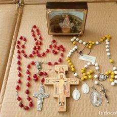 Antigüedades: LOTE RELIGIOSO.. Lote 195437052