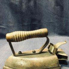 Antigüedades: PLANCHA LA INDUSTRIAL ELECTRICA ILMAN FABRICA DE GARANTIA. Lote 195457187