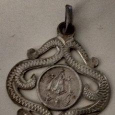 Antigüedades: ANTIGUA ( MEDALLA NTRA. SRA. DEL VINYET ). MÁS MEDALLAS ANTIGUAS EN MI PERFIL.. Lote 195470988
