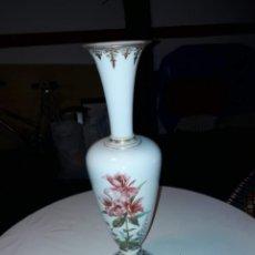 Antigüedades: JARRON DE OPALINA. Lote 195474276