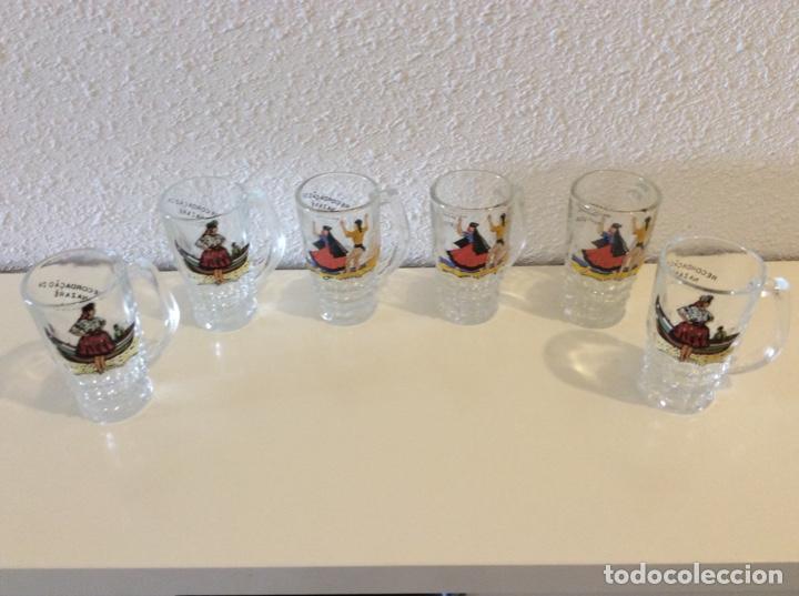 VASITOS JARRITAS (Antigüedades - Cristal y Vidrio - Otros)