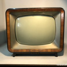 Antigüedades: TELEVISION ANTIGUA PHILIPS 7 TD 210 A-08, AÑO 1958.. Lote 195485963