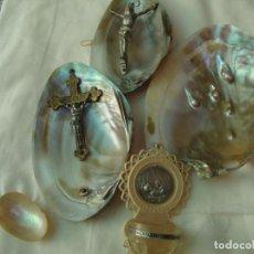 Antigüedades: LOTE DE VENDITERAS. Lote 195492181