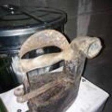 Antigüedades: PLANCHA CARBON. Lote 195501007