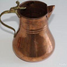 Antigüedades: JARRA DE COBRE. Lote 195518720