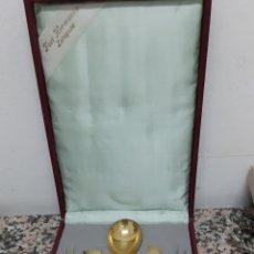 Antigüedades: ORIGINAL JUEGO DE CUBIERTOS. Lote 195534300