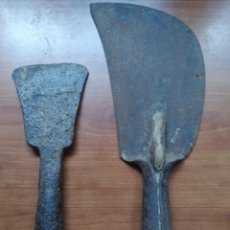 Antigüedades: DOS HERRAMIENTAS DEL CAMPO. Lote 195618022