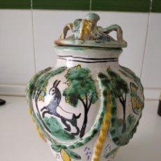 Antigüedades: PUENTE DEL ARZOBISPO, ANTIGUA ORZA SIGLO XIX. Lote 195628226