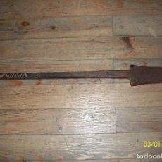 Antigüedades: ANTIGUA FREJA DE ARADO ROMANO. Lote 195666741