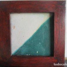 Antigüedades: AZULEJO BARROCO VALENCIANO. Lote 195704735